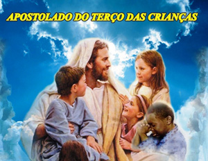 apostolado das crian�as